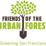 PCNC and Brown Club SF Friends of the Urban Forest tree planting